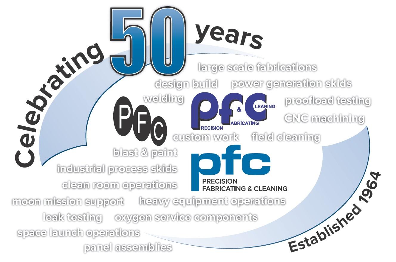 PFC 50 Years