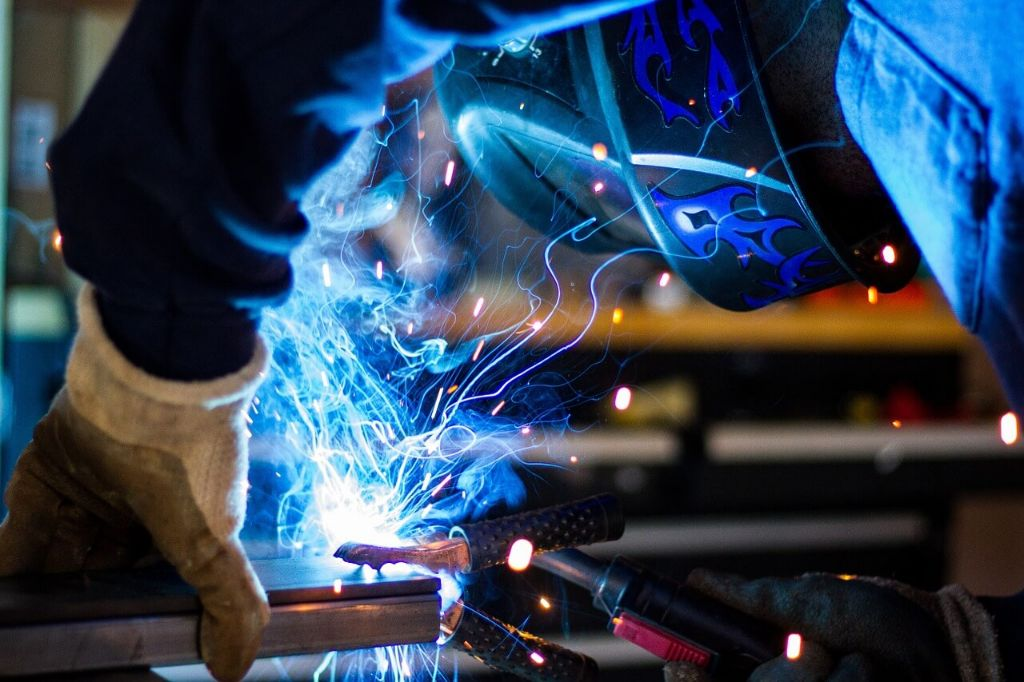 terms welding fabrication