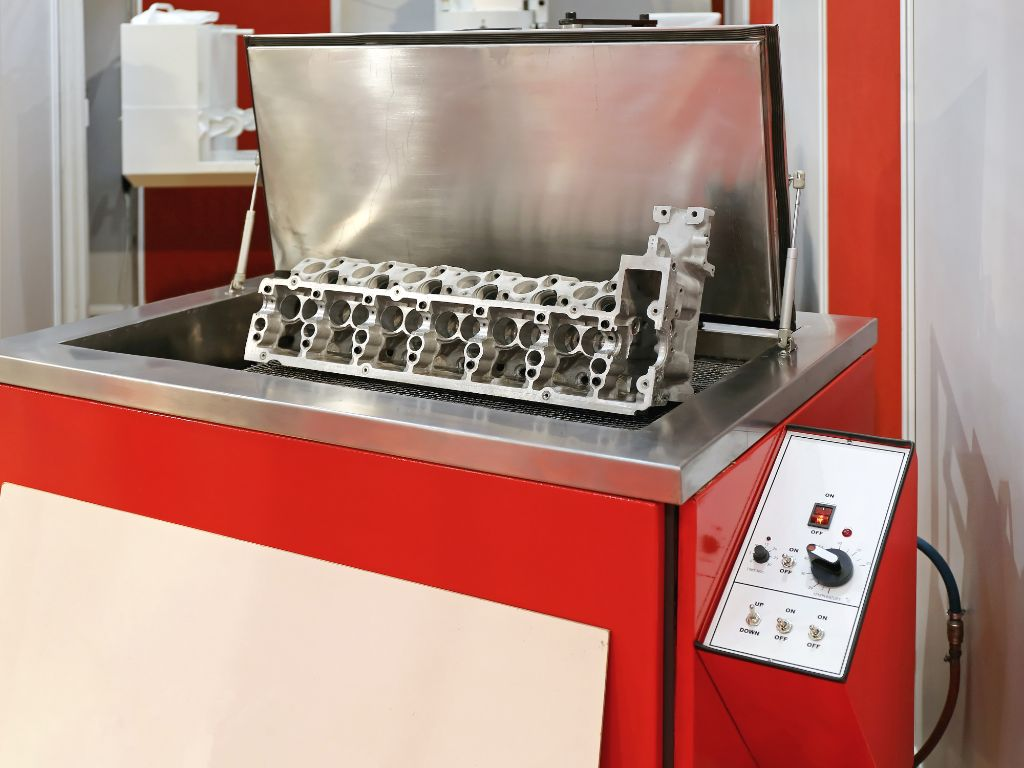 Best Applications for Industrial Ultrasonic Cleaning